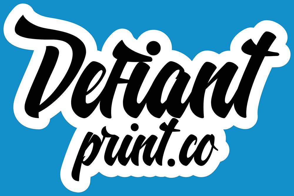 Defiant Print Co